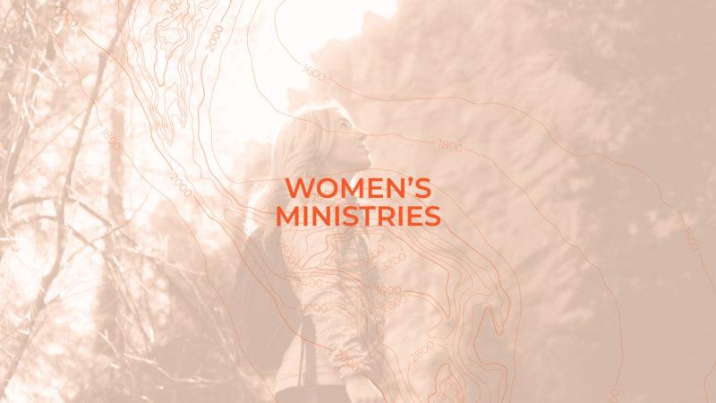 Women's Ministries header