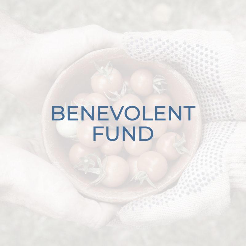 Benevolent Fund header
