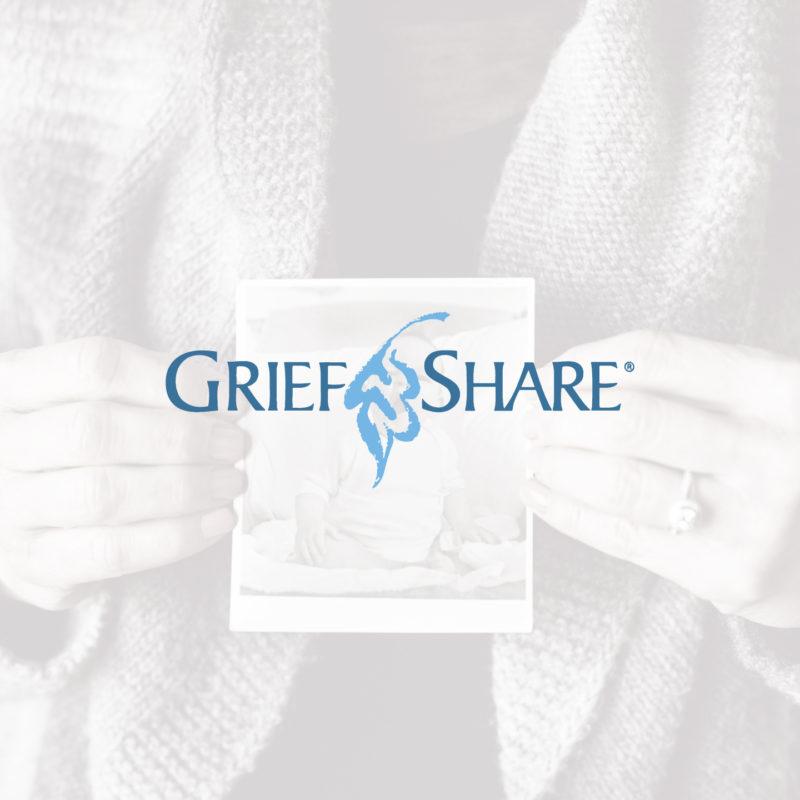 GriefShare header