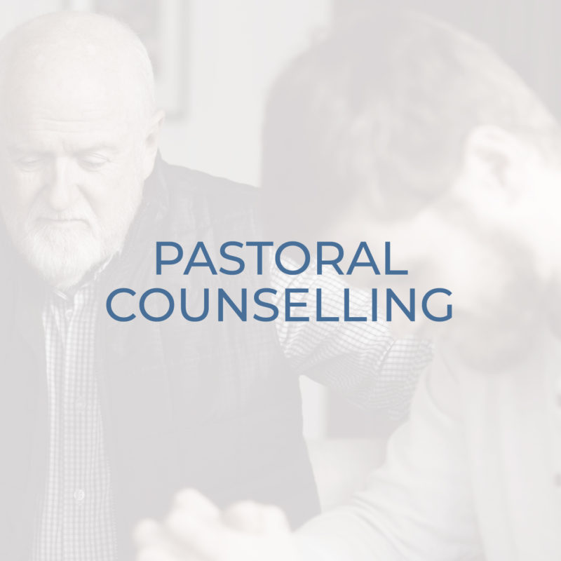Pastoral Counselling header