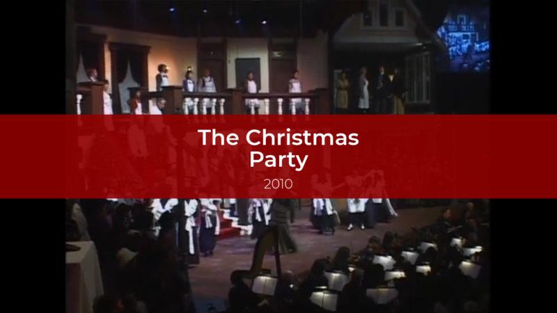 Christmas Production 2010