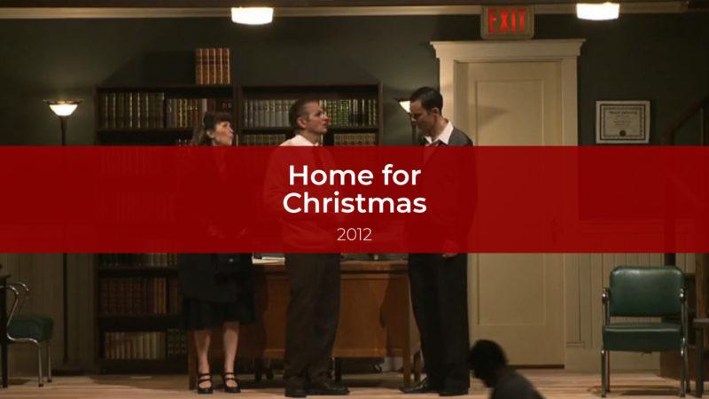 Christmas Production 2012