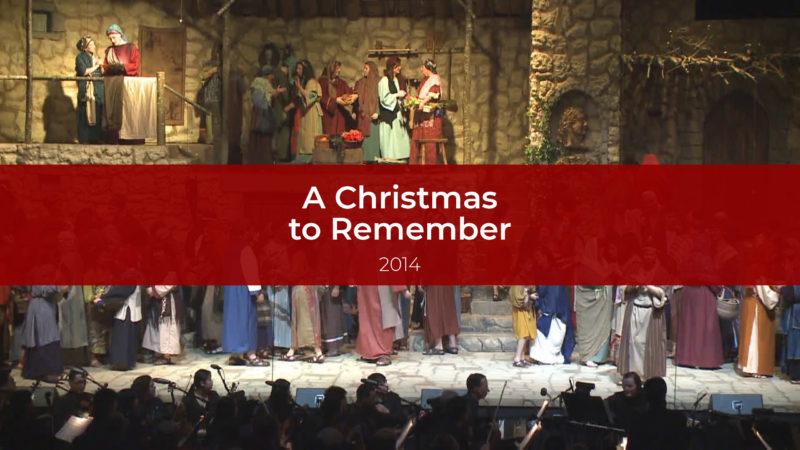 Christmas Production 2014