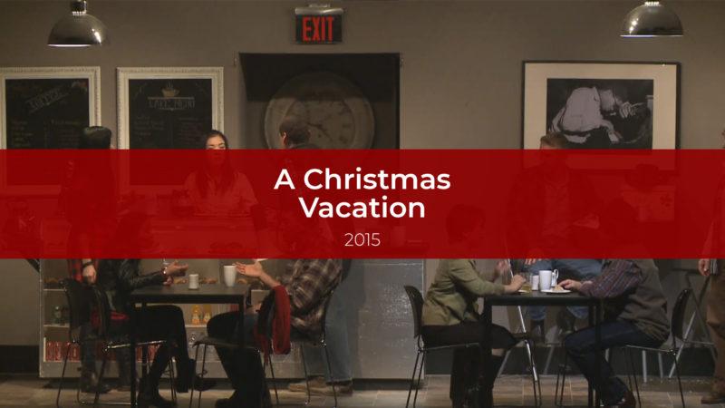 Christmas Production 2015