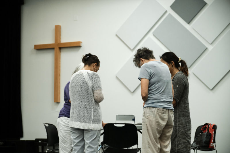 Photo of the prayer centre