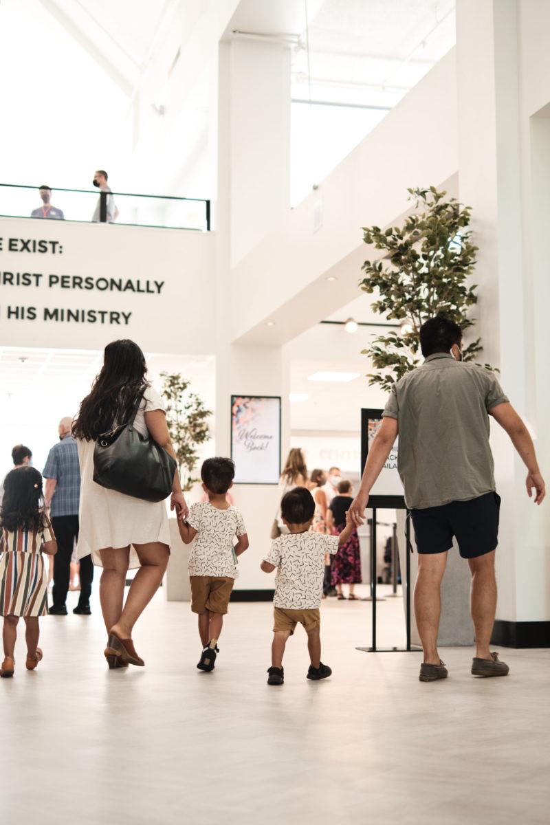 Family ministry photo