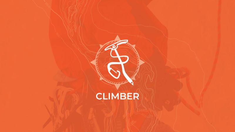 Discipleship pathway Climber logo
