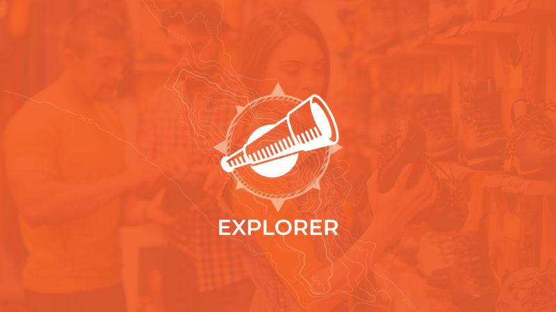 Explorer Discipleship Pathway logo