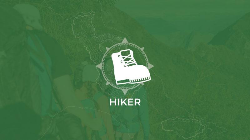 Discipleship Pathway Hiker