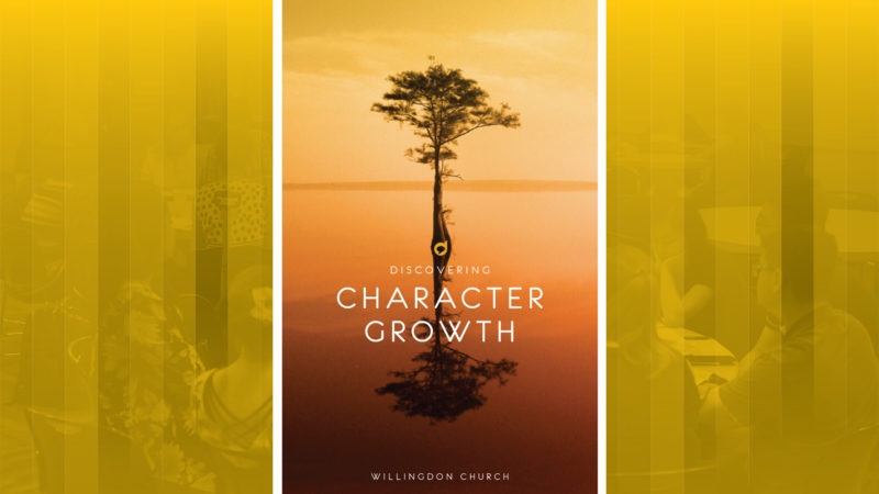 Discovery - Discovering Character Growth