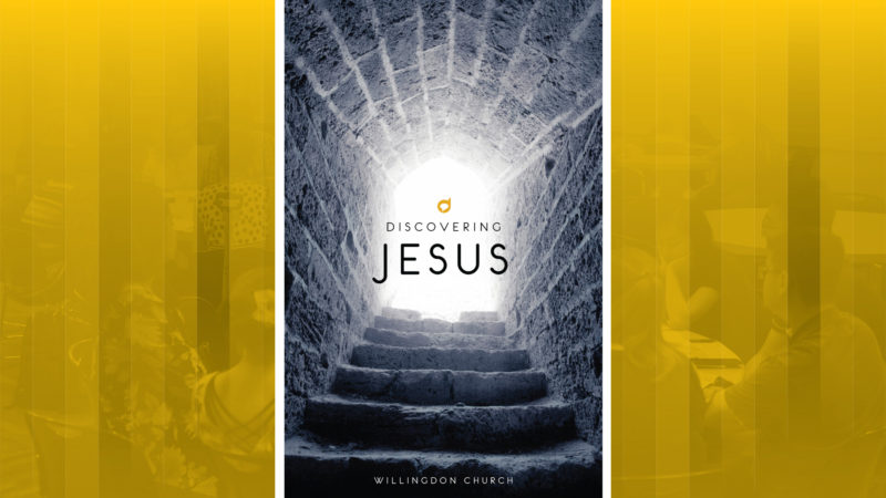 Discovery - Discovering Jesus