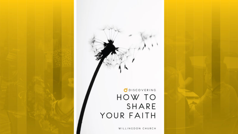 Discovery - Discovering How to Share Your Faith