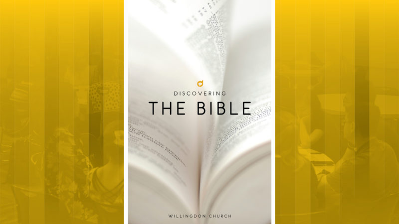 Discovery - Discovering The Bible
