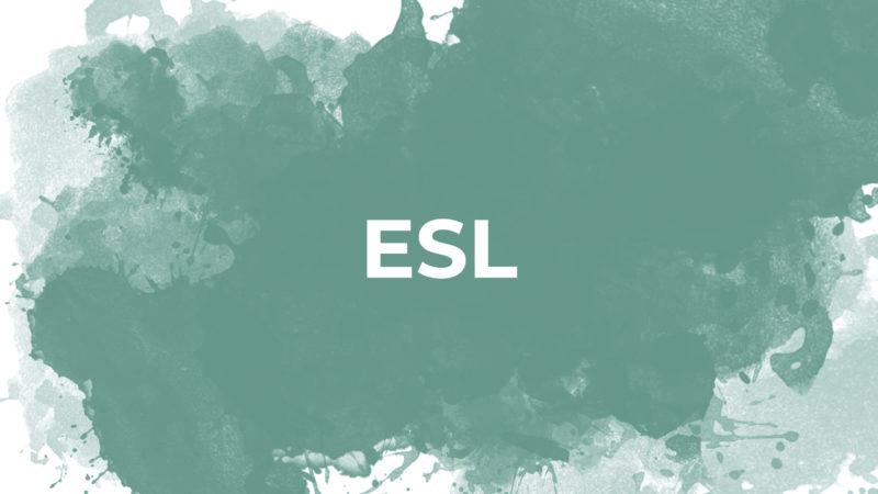 ESL header