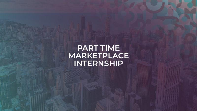 Part Time Marketplace Internship