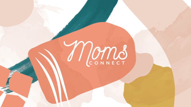 Mom's Connect Logo