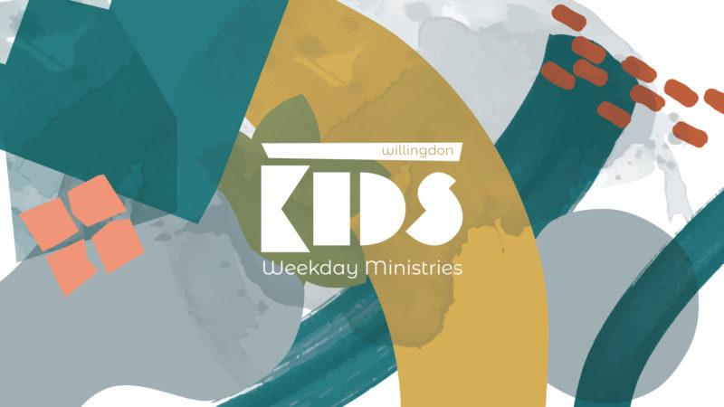 Kids Weekday ministry logo