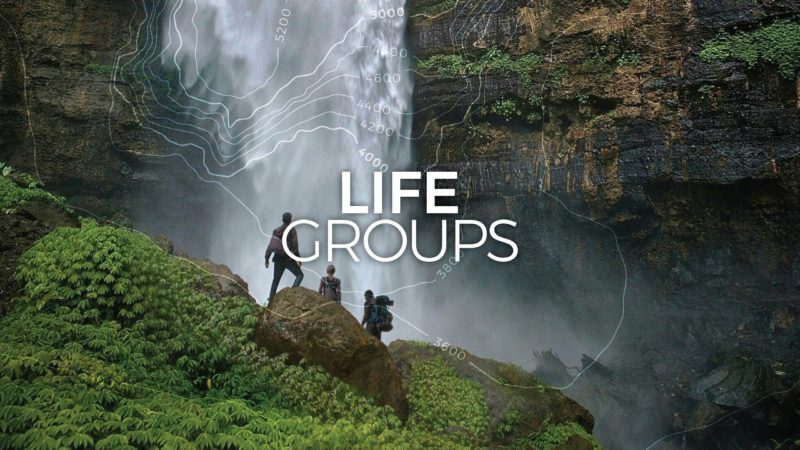Life Groups Header