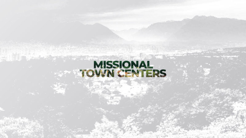 Missional Town Centres header