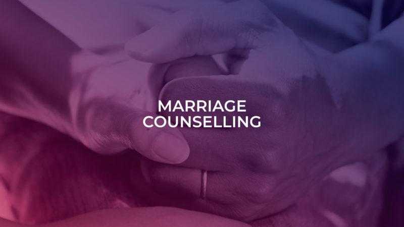 Marriage Min - Marriage Counselling