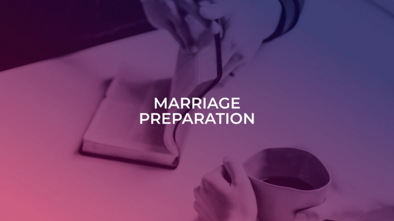 Marriage Min - Marriage Prep Course