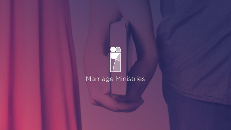 Marriage Ministry header