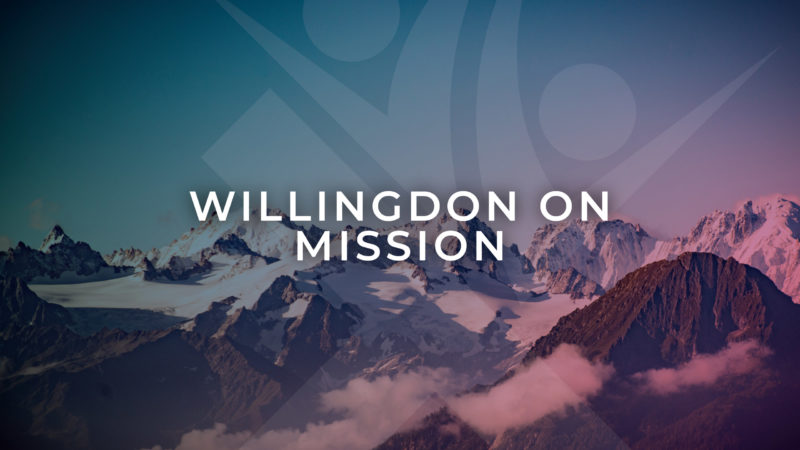 Willingdon on Mission header