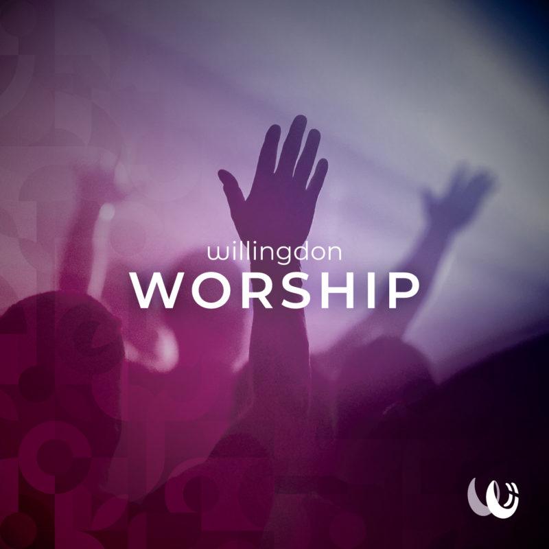 Willingdon Worship Podcast title card