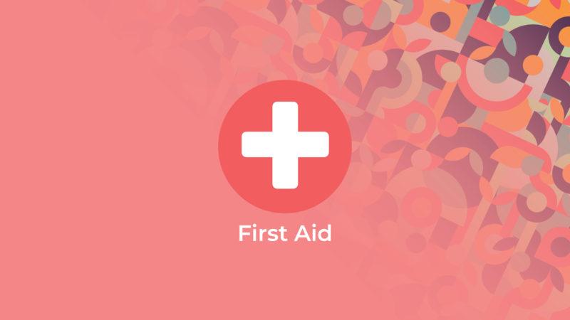 Serve Volunteer - First Aid