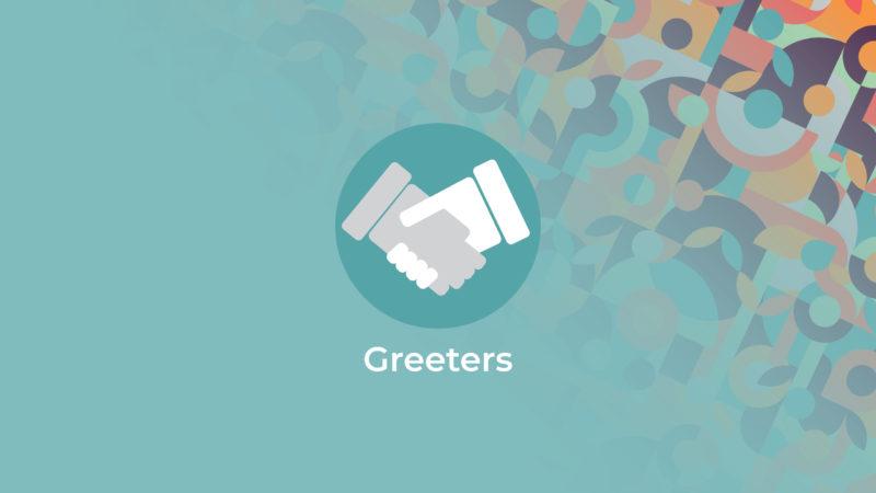 Serve Volunteer - Greeter