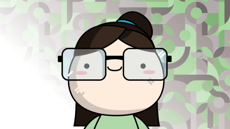 Lisa Shen Cartoon Headshot