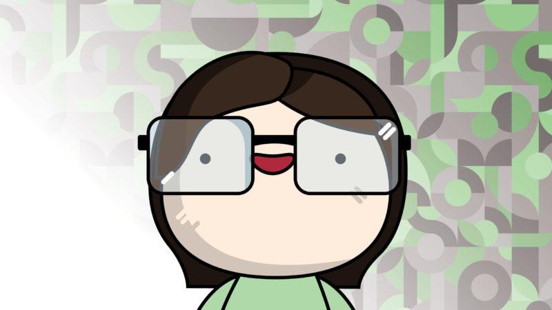 Shirley Fong Cartoon Headshot