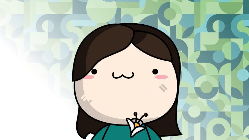 Tomoko Kashima Cartoon Headshot