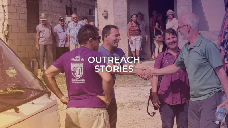 Stories - Outreach