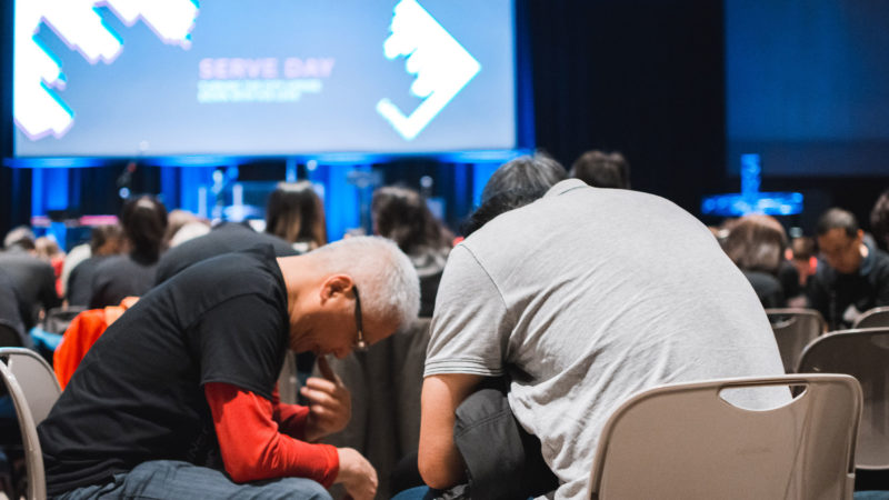 Prayer with Elders