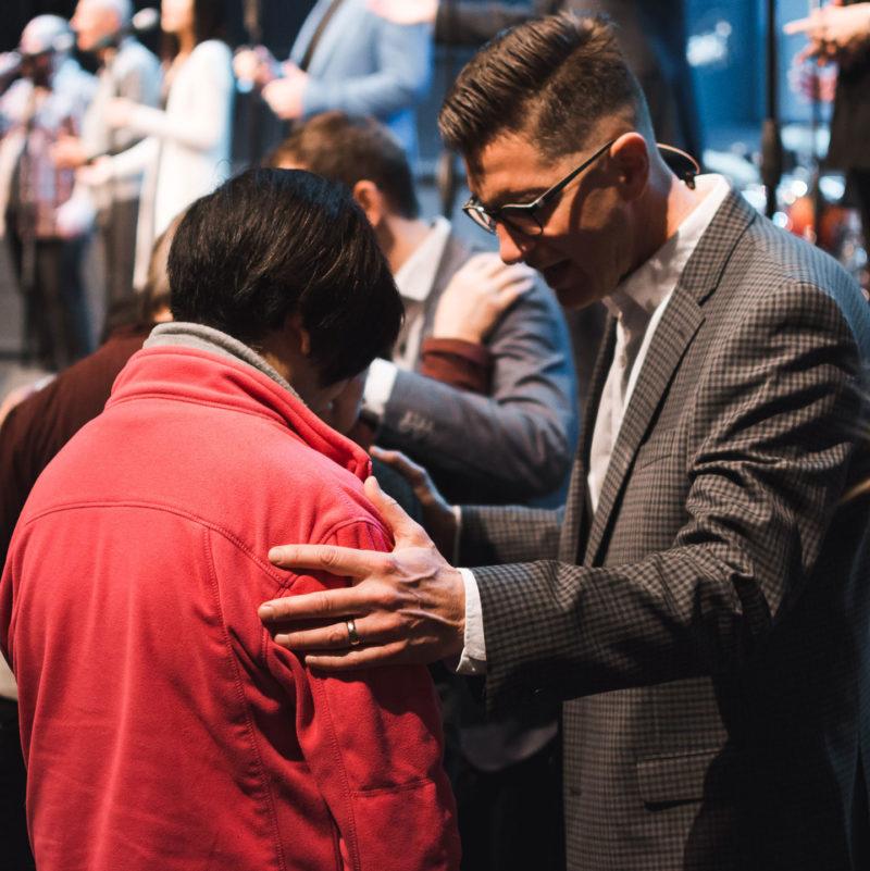 Prayer In Service