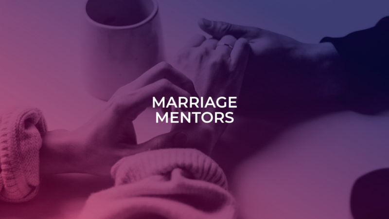 Marriage Min - Marriage Mentors