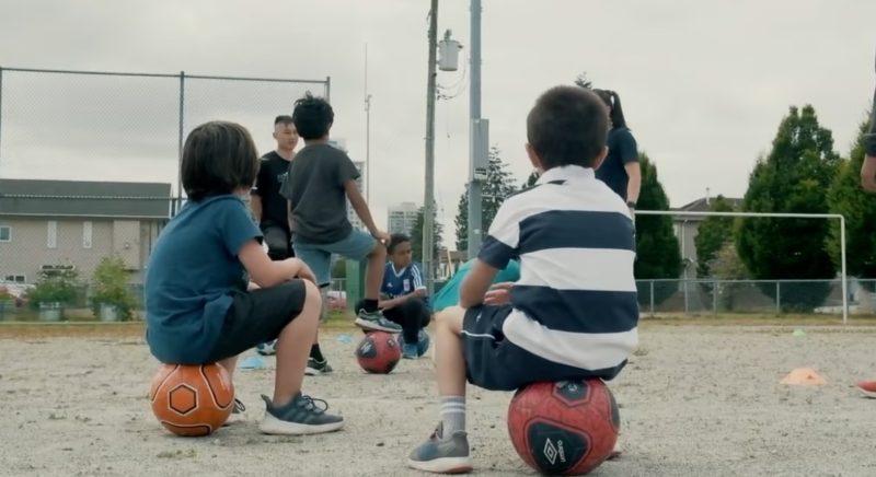 Edmonds Soccer Camp