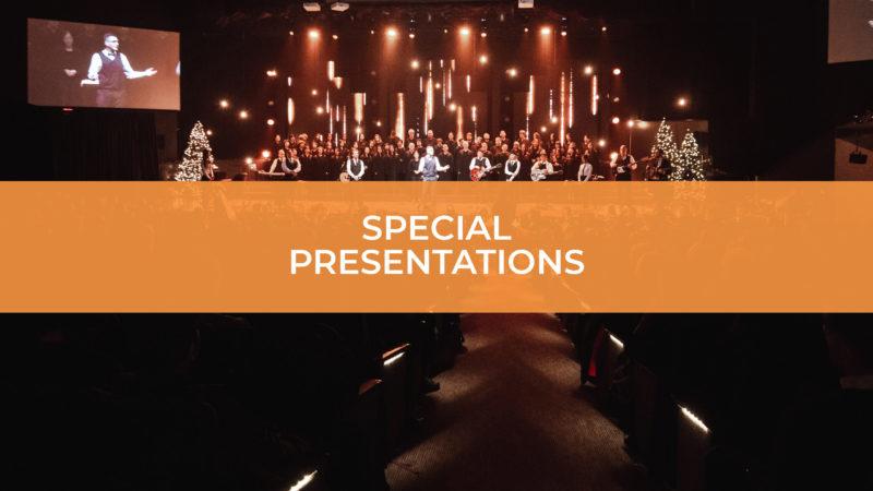 Media - Special Presentations