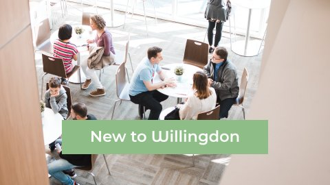 New to Willingdon -